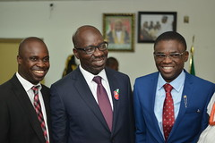 """Obaseki presents N150b budget of consolidation and prosperity • <a style=""""font-size:0.8em;"""" href=""""http://www.flickr.com/photos/139025336@N06/30935218153/"""" target=""""_blank"""">View on Flickr</a>"""