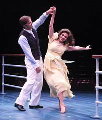 David Elder and Natalie Cortez in Anything Goes at Music Circus July 26-31. Photo by Charr Crail.