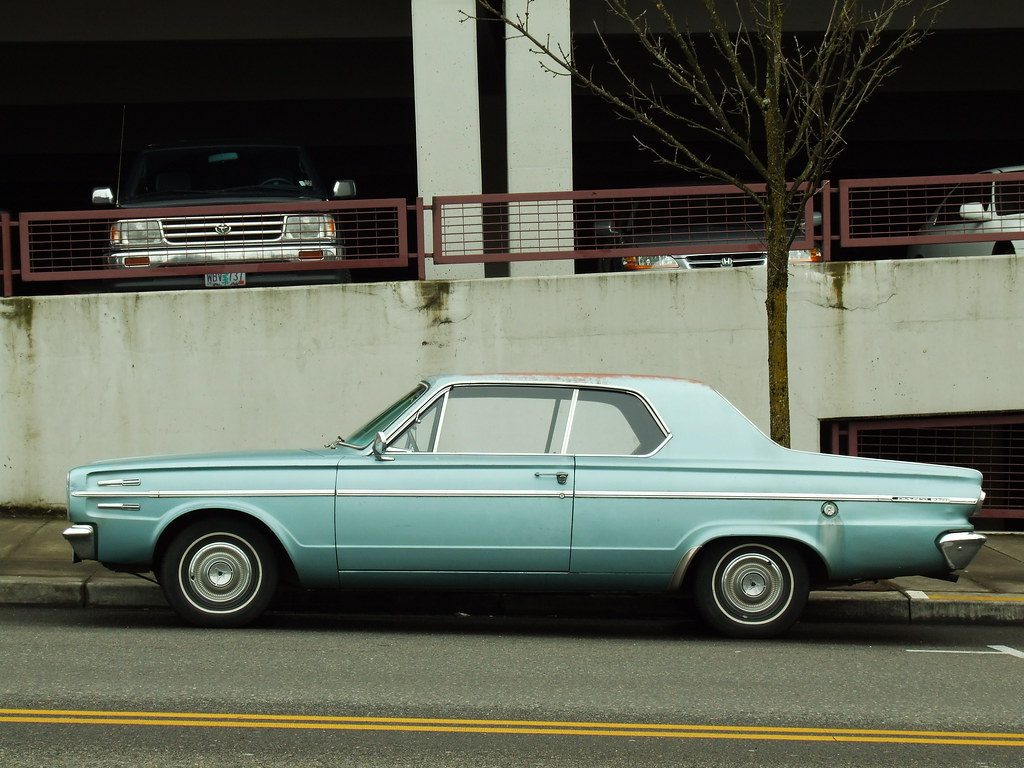 curtis gregory perry's dodge dart photo from his flickr stream