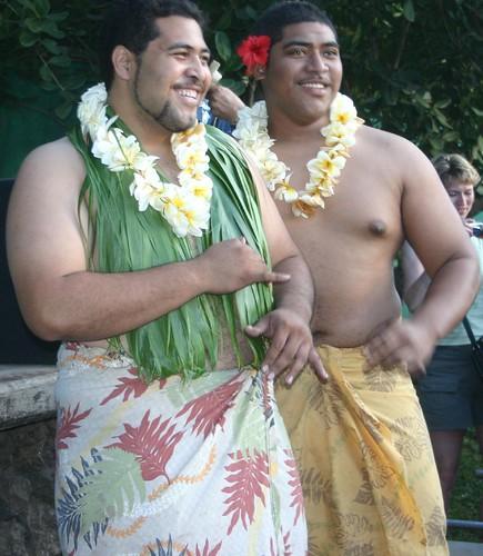 Luau Boys