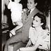Casal Portinari com seu filho Joao Candido. Rio de Janeiro, 1941.