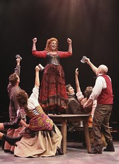 Jacquelyn Piro Donovan in Oliver! at Music Circus July 19-24. Photo by Charr Crail.