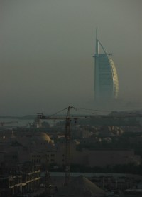 Smoggy Dubai (c) Michael Steen