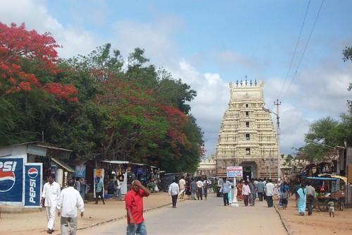 Sree Ranganaathaa temple-SreeRangapattanaa