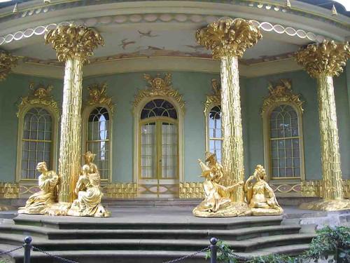 Palacio en Postdam