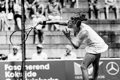Flanders Ladies Trophy Koksijde 2015 - Aranxta Rus (NL) vs Karen Barbat (DEN)