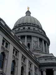 Moot court at the Wisconsin Supreme Court