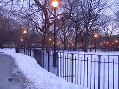 NY - winter times. enero 2005.