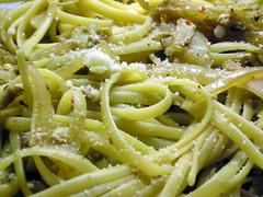 Pasta Close-Up