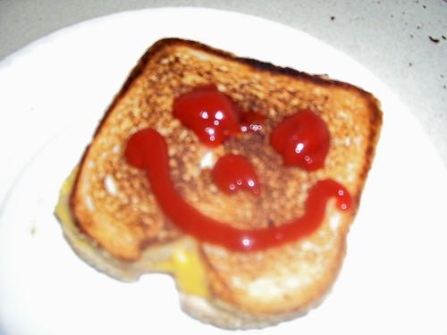 Mr. Toast Ed Cheese