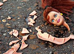 Altered Barbie