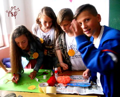 Kids Drawing Peace Messages 3
