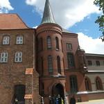 alter Gefängnisinnenhof