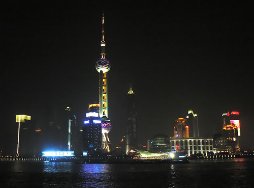 Shanghai day 4, Pudong skyline
