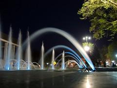 Fountain at Opera, Chisinau