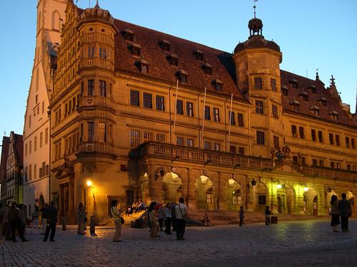 Rothenburg's Rathaus