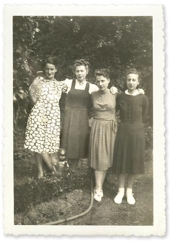 Gitta and friends