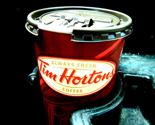 Tim Hortons Double Double by Tigerzeye.