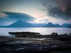 "Elgol Dusk II • <a style=""font-size:0.8em;"" href=""http://www.flickr.com/photos/26440756@N06/19205171079/"" target=""_blank"">View on Flickr</a>"