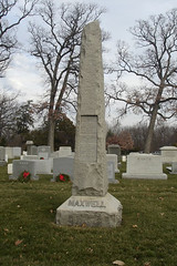 Maxwell Family Headstone