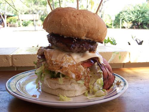 huger burger