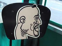 Jonah Lomu chair