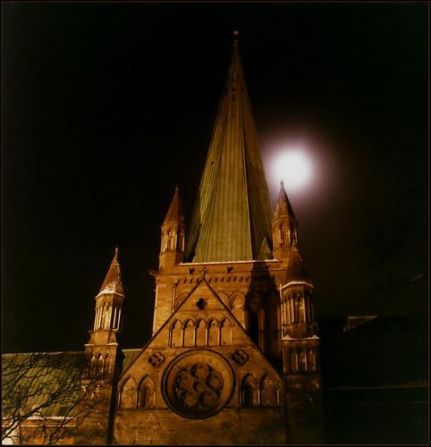 Trondheim - Nidaros domine cathedral