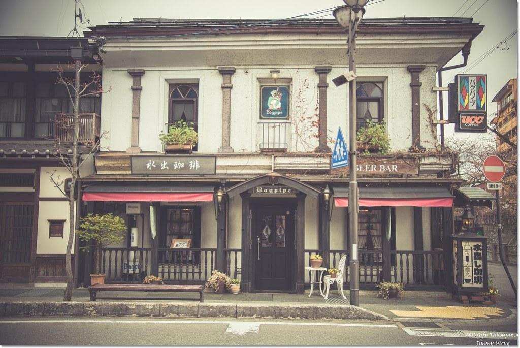 日本富士山環山之旅-延伸岐阜-飛驒高山老街