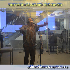 """Josey Wales at SiriusXM • <a style=""""font-size:0.8em;"""" href=""""http://www.flickr.com/photos/92212223@N07/19269724293/"""" target=""""_blank"""">View on Flickr</a>"""