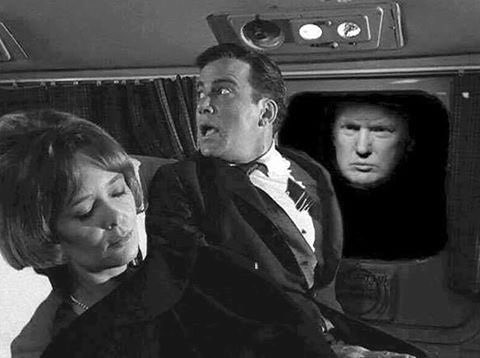Nightmare at 20,000 Feet Over DC