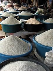 Rice, Talat Phosy, Luang Prabang