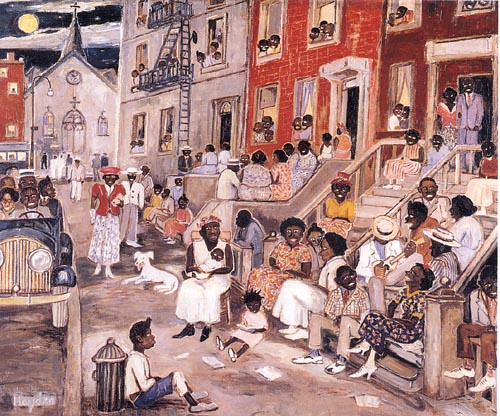 Midsummer Night in Harlem 1938