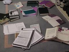 Essay time (Postmodern Feminism): My Floor