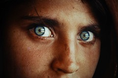 Afghan Girl/Steve McCurry/1983
