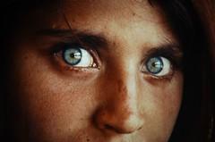 Afghan Girl/Steve McCurry/1983