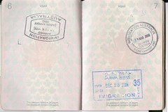 passport pages 6-7