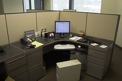 Hello New Office