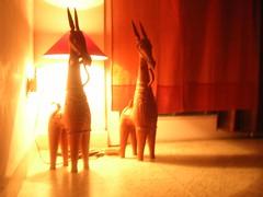 horses from bishnupur
