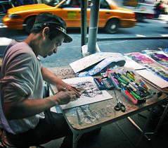Street Studio NYC (by moriza)