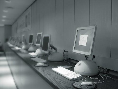 Computers, B&W