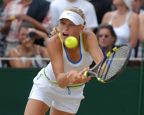 Caroline Wozniacki by rickydiver78.