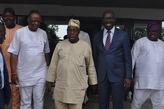 """Obasanjo visits Obaseki, Wells Farm to boost Edo economy • <a style=""""font-size:0.8em;"""" href=""""http://www.flickr.com/photos/139025336@N06/31479040812/"""" target=""""_blank"""">View on Flickr</a>"""