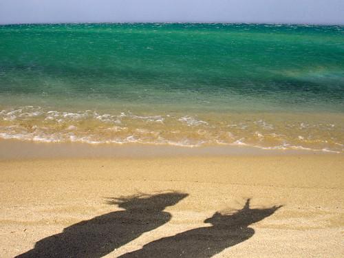 Νανα και Ελενη στον ανεμο (4) Ikaria 131