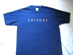 Blue Editors' shirt by Smeerch