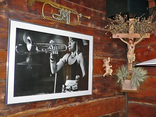 Auf der Hütte- in der Hütte: Jazz und Jesus