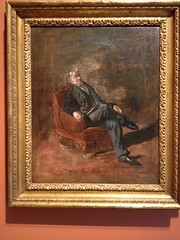 Portrait by Thomas Eakins