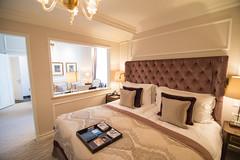 Hamburg: Fairmont Hotel Vier Jahreszeiten Suite