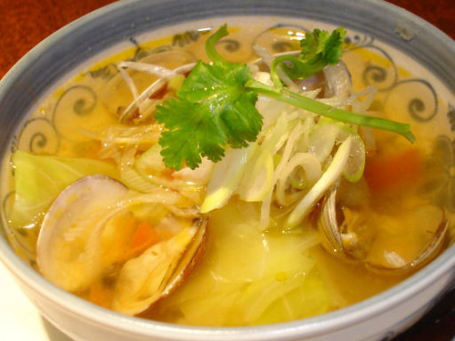 Spicy Clam Pho