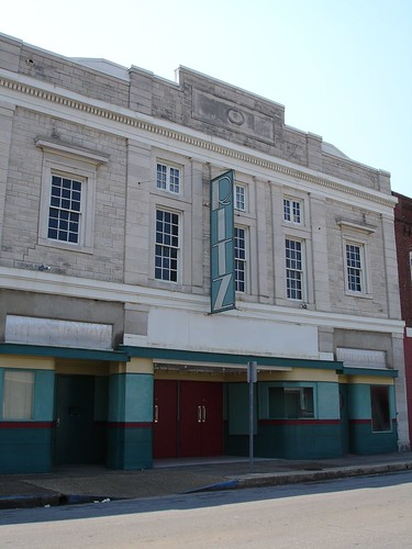 Ritz Theater, Sheffield AL