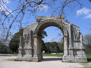 Glanum, Roman town